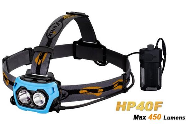 Hands free illumination with fenix headlamps
